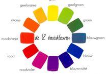 Kleurcombinaties