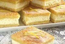 plăcintă cu brânză si lamaie