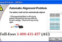 Call 1-800431457 to Fix Alignment Problem on Lexmark Printer