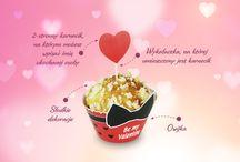 Coś ekstra na Walentynki / nie ma miłości bez zazdrości ... nie ma miłości bez słodkości :)