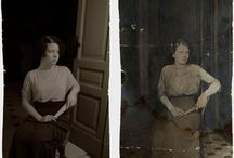 The Time Elapsed Between Two Frames / Photography project by photographer Orly Zailer
