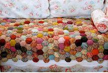 Handsytt quilt