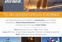 Harvey World Travel - Events