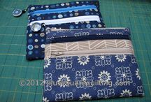 Pouches / Small Pouches and Little Totes