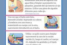cuidados bebé