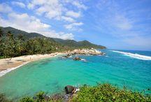 Paisajes Santa Marta / Imágenes de los hermosos paisajes de Santa Marta