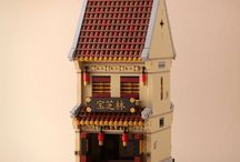 LEGO Buildings