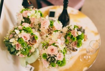 Flowers by Karina / Creative floral creations for weddings, special occasions, & events.