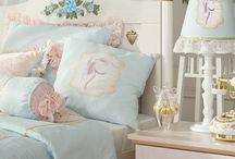 Girls Playroom / Girls Room Decor, Bedding and Furniture