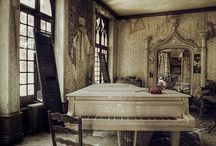 Thought-Provoking Abandoned / by Alice Ringer Whitehouse