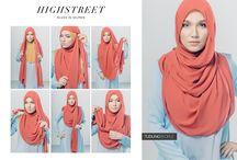 Hijab - Scarf Styles