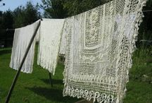clothes on dry line!