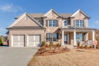 Model Home - The Meadows at Mill Creek / http://homesouthcommunities.com/communities/meadows-at-mill-creek/