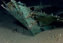 Shipwrecks & Spirits