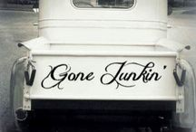 Gone Junkin / by Tana Young
