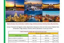 Europa más cerca / Descubre Europa - Gran oportunidad