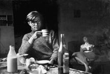 People Being Cool While Drinking Tea