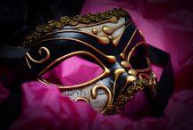 Masks Naamiot Маски