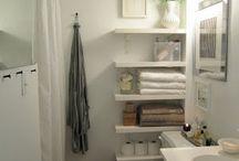 Bathroom Ideas / Some inspiration for my bathroom revamp