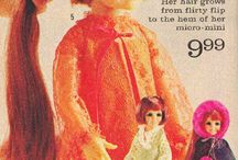 Crissy  dolls