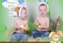 Bryan e Vinícius / Meus filhos gêmeos Bryan e Vinícius