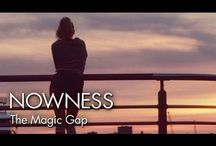 Nowness - The Magic Gap