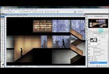 Post rendering