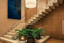 Residential house garden ideas