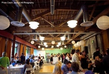 Event Space / by Ashley Edgecomb