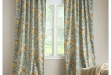 Curtains for basement / by Theresa Natti