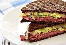 Sandwiches (+ Panini)