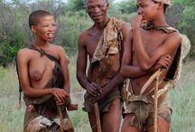 Bushman People