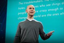TED Talks. / Favourite TED Talks.