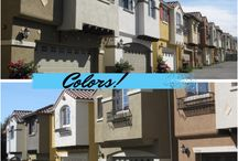 Homes by California Home Builders / Some of the views of our homes from the street.