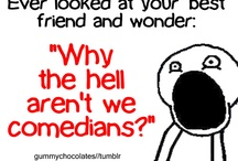 funnies.