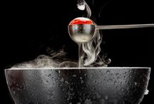 Molecular gastronomy / Chemistry and biology combined with cooking!