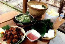 Culinary of OS / Traditional menu a la farmer