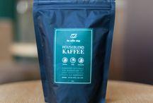 our coffees / Unsere speziellen Kaffeesorten von Solberg & Hansen.