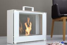Conmoto Feuer & Kamine / conmoto - Design Möbel made in Germany