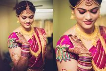 Traditional South Indian Bride