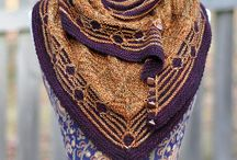 Cowls Shawls Headbands