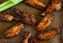 FOOD: Wings and Boneless Plaza / find great recipes and sauces. Next, Eat all of them.