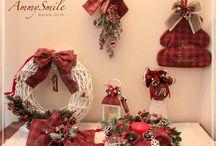 Natale 2016 rosso scozzese
