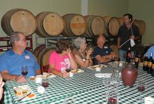 Barrel Tastings with Tres Brown / Barrel tasting classes with our assistant winemaker Tres Brown!