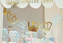 Cinderella Party Collection / A whimsical party collection for the princess in us all!  Make a wish upon a star!  Dreams do come true!  You can find all the fun at www.LoraleeLewis.com