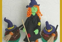 Witch cakes