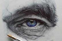 Arts découverte: Oeil