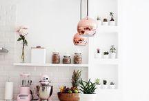 New Home - Kitchen / by Jennifer Yamada