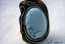 efrosini Handmade art jewelry / efrosini  http://efrosini-flame.blogspot.com