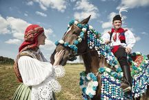 FASHION: Kroj and Kroje / kroj, kroje, czech traditional dress, costume, folk dress, textiles, czechoslovakian, moravian, slovak